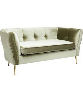 Sofa Rimini Green 2-Seater 160cm
