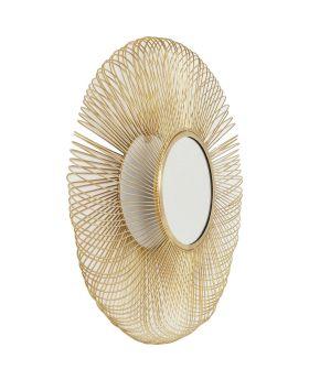 Mirror El Sol Gold 79cm
