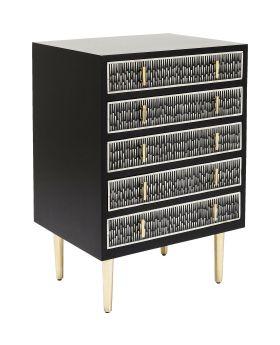 Dresser Piano 5 Drawers