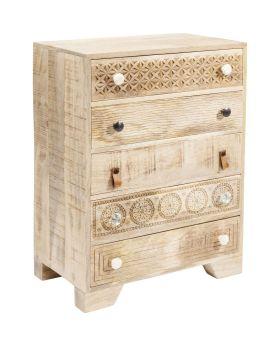 Dresser Puro 5 Drawers