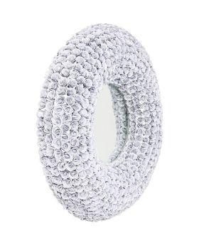 Mirror Rose White 100cm