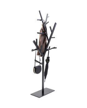 Coat Rack Technical Tree Black