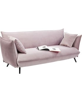 Sofa Molly 3-Seater Mauve