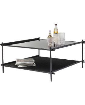 Coffee Table Mesh 80x80cm