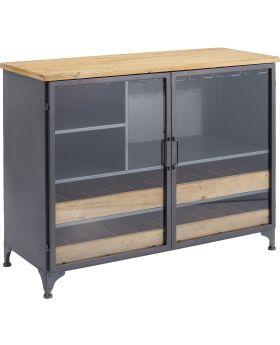 Wine Cabinet Refugio 82cm