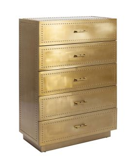 Dresser Thunder 5 Drawer