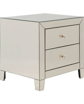 Dresser Small Luxury Champagne 2 Drawers