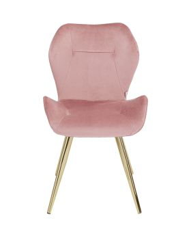 Dining Chair Viva Mauve,Fab