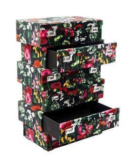 Dresser Suitcase Flores