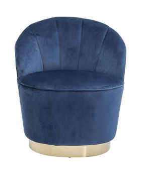 Arm Chair Cherry Blue