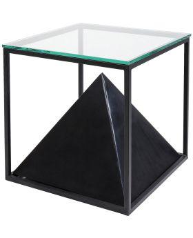 Side Table Pyramid 45x45cm