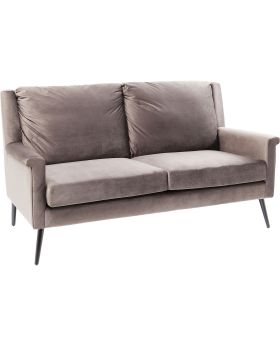 Sofa Two Seater San Remo Grey