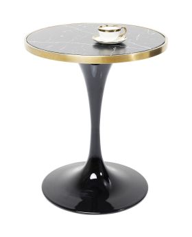Table San Remo Black Round 62cm