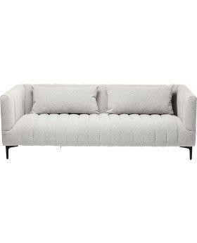 Celebrate S&P 3 Seat Sofa,Darkbeige,Fab