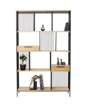 Shelf Modena Solid Wood/Metal