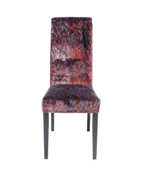 Dining Chair Econo Slim Fancy Red,Fab