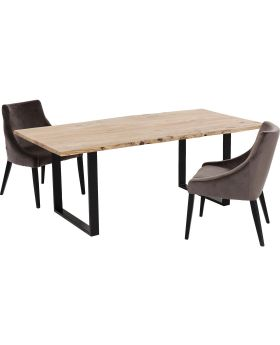 Harmony Dining Tableblack 200X100