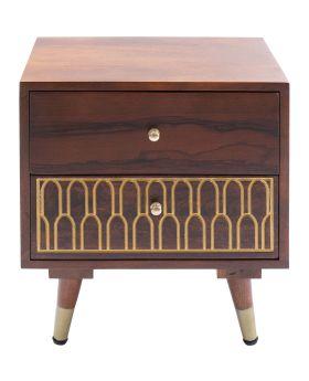 Dresser Small Muskat,Brown