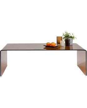 Coffee Table Visible 120X60Cm,Orange