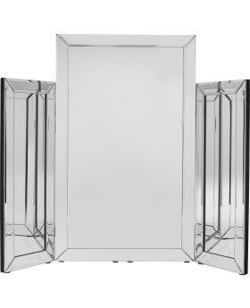 Mirror Luxury Frame Tre 60X75Cm,Mirrored