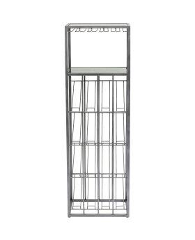 Wine Shelf Vinoteca 50Cm,Grey