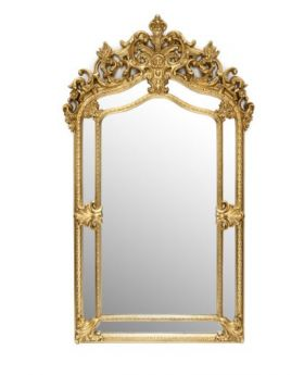 MIRROR SPELL H154X89,GOLD