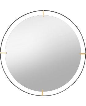 Mirror Betsy Frame  Metal 90DIA