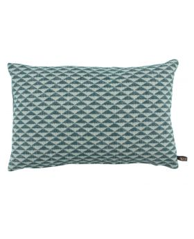 CUSHION DILA 30X45 CM DARK MINT