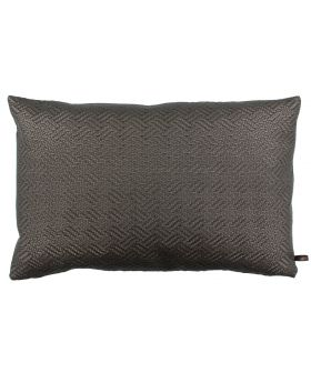 CUSHION KEA 40X60 CM DARK TAUPE