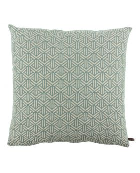 CUSHION LIA 50X50 CM DARK MINT