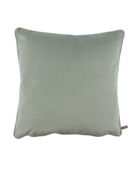 Cushion Rozan 45X45 Celadon+Piping Sand