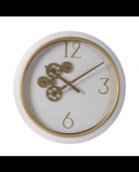 WALL CLOCK SATURN D52x7cm