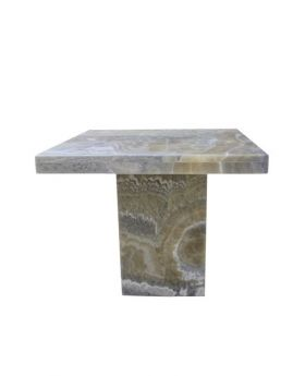 TOULOUSE LAMP TABLE MARBLE ONYX,MATTLACQ