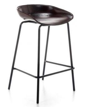 CHERRY BARSTOOL,BLACK,LTR
