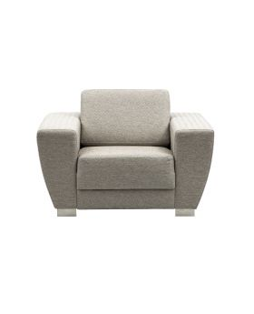 TESTAROSSA SOFA CHAIR,BEIGE,FAB