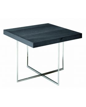 Montecarlo Lamp Table , Grey High Gloss