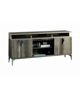 MATERA TV BASE FOR FIRE PLACE OAK/GRAIN