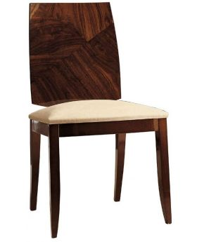 GARDA DINING CHAIR,WALNUT