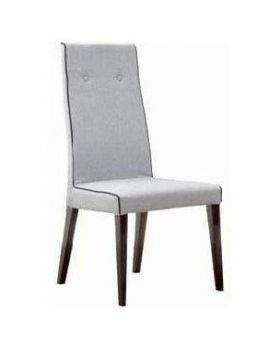 MONTECARLO DINING CHAIR GREY HIGH GLOSS