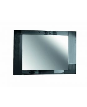 MONTECARLO MIRROR F/SIDEBO GREY HIGH GLS