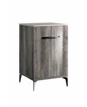 Matera Bar Cabinet Surfacedoak/Grain