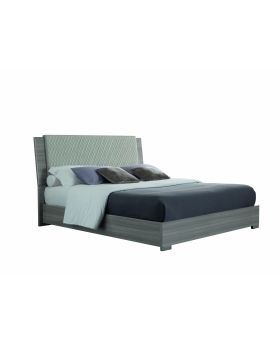 Iris Ks Bed Upholstered Eukalipto  (Excluding Mattress)