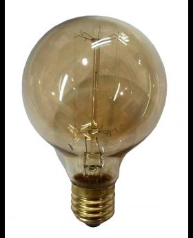 Bulb Vint.Gold 'Nostalgic' D8X12H
