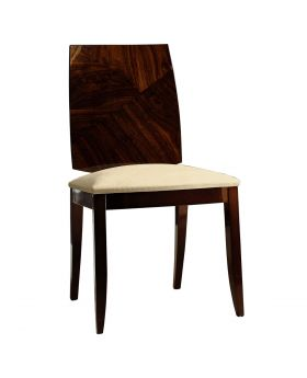 Garda Dining Chair,Walnut
