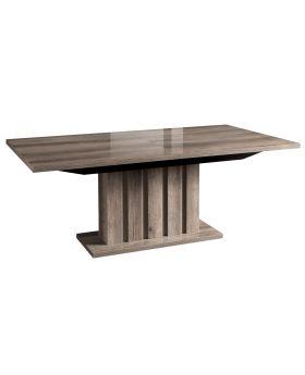 Matera Dining Table Oak/Grain Surfaced