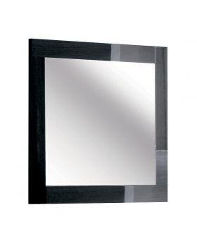 Montecarlo Mirror F/Dres Grey High Gloss