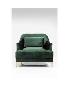 Proud Arm Chair,Green,Fab