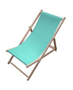 Deckchair Sky Summer blue 47754