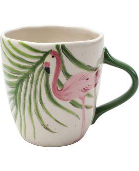 Mug Flamingo Holidays