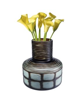 Vase Chocochino 35Cm,Brown